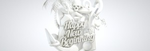 Happy New Beginning 2013 !